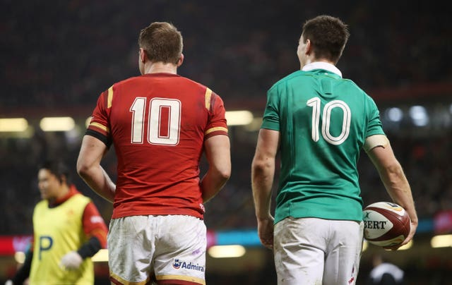 Both fly-halves lead their respective sides to opening-game victories in the Guinness Six Nations