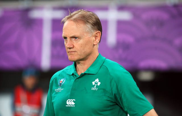 Schmidt's time as Ireland coach ended with defeat to New Zealand