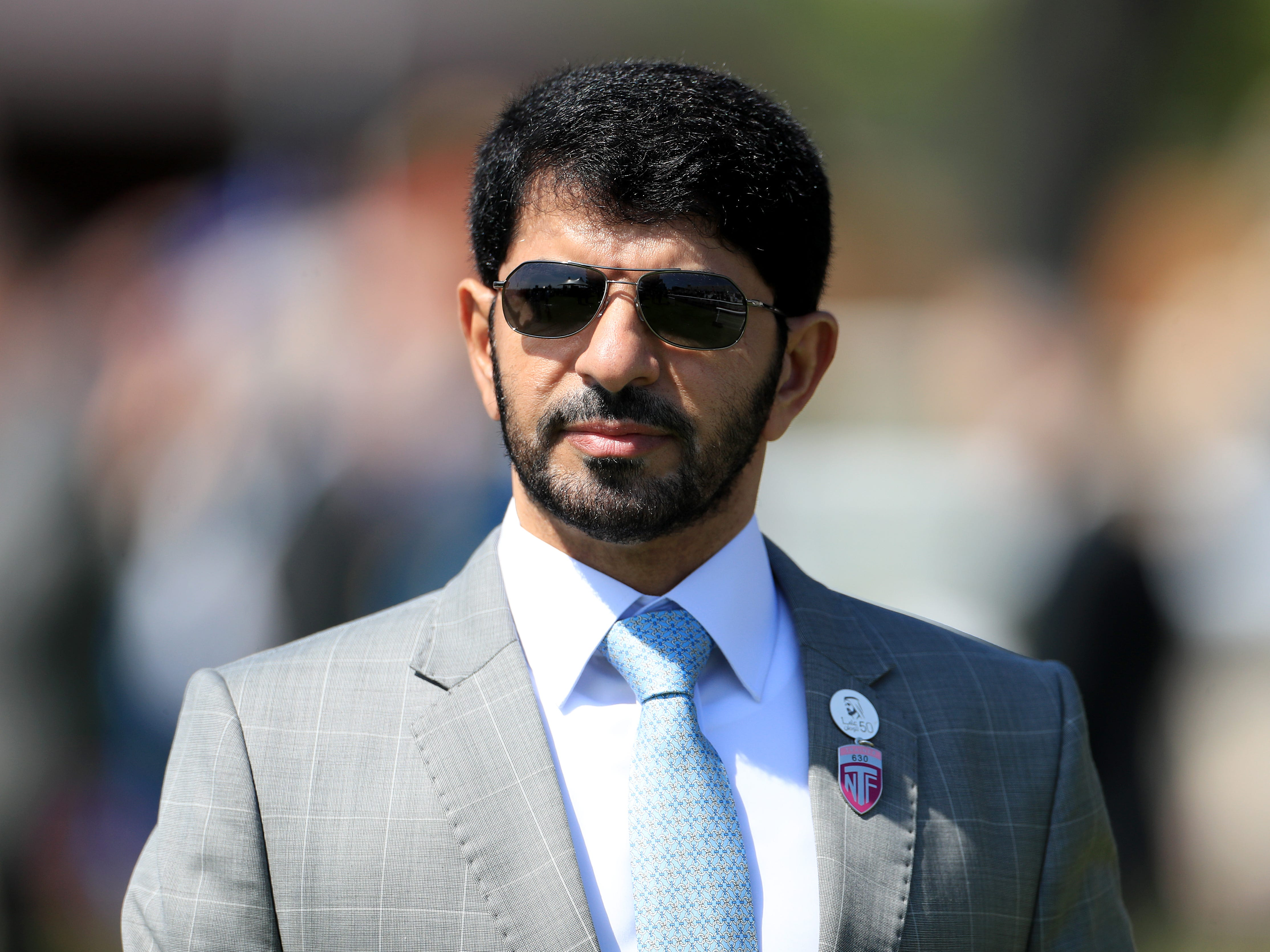 Saeed bin Suroor has his sights on Australia (Mike Egerton/PA)