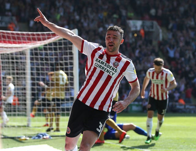 Sheffield United are now second in the Sky Bet Championship
