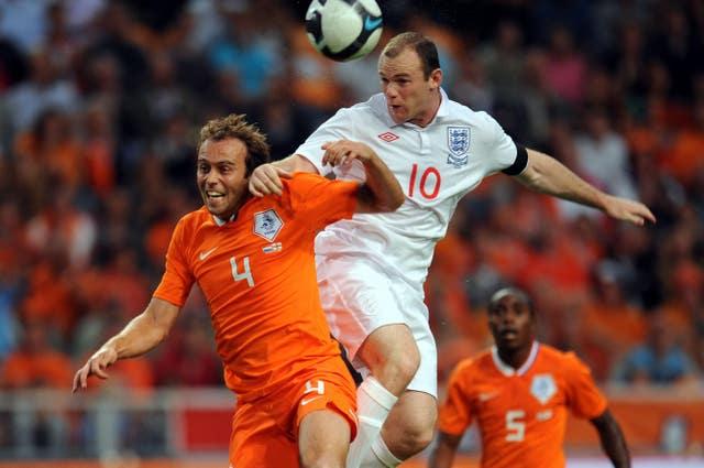 Soccer - International Friendly - Holland v England - Amsterdam ArenA
