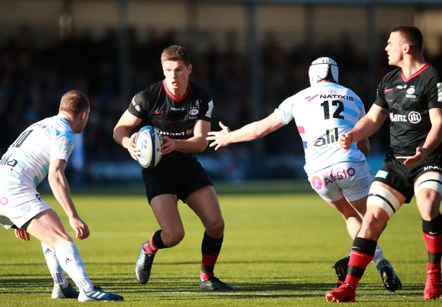 Owen Farrell may be one of those to leave the club