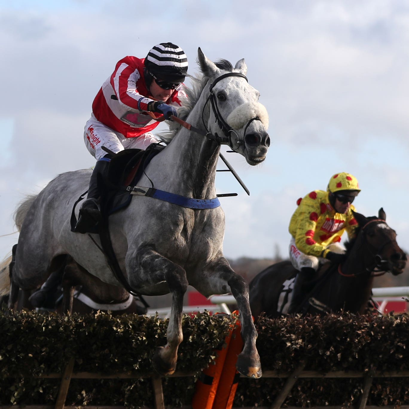 Kateson, who could tackle the Albert Bartlett River Don Novices' Hurdle at Doncaster