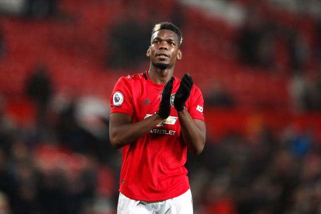 Pogba could choose to push for a transfer in the summer