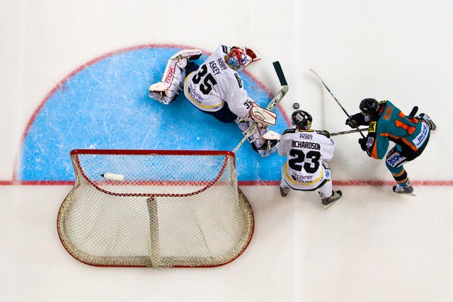 Ice Hockey in Belarus was one of the sports which did not close it's doors