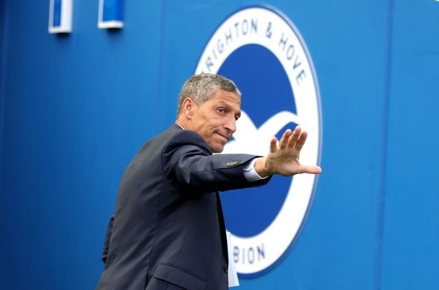 Chris Hughton is available following his departure from Brighton