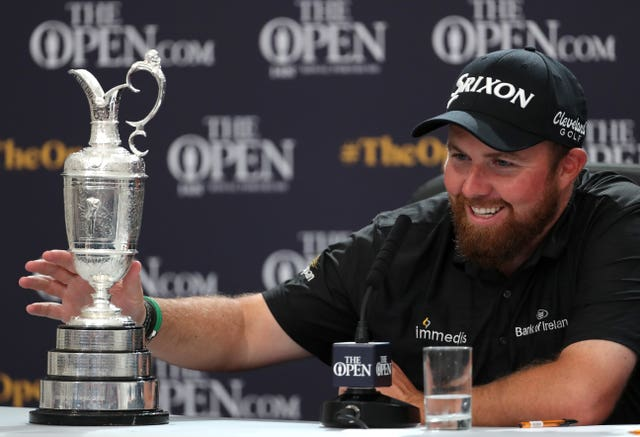 Open champion Shane Lowry will finally get the chance to defend the Claret Jug won at Royal Portush in 2019