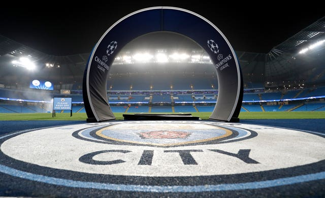 City have appealed against a two-year ban from the Champions League