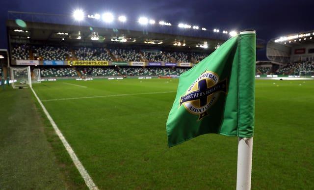 Northern Ireland v Belarus – UEFA Euro 2020 Qualifying – Group C – Windsor Park