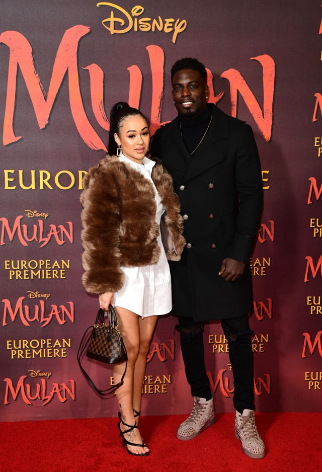 Disney's Mulan European Premiere – London