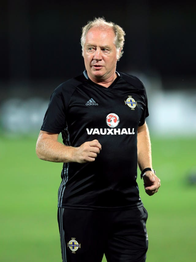 Rangers Assistant coach Jimmy Nicholl will takeover caretaker duties alongside Jonatan Johansson