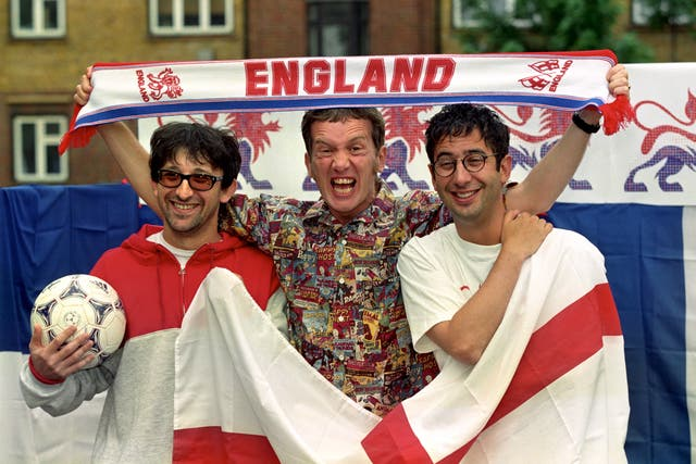 World Cup -  Three Lions release - 1998