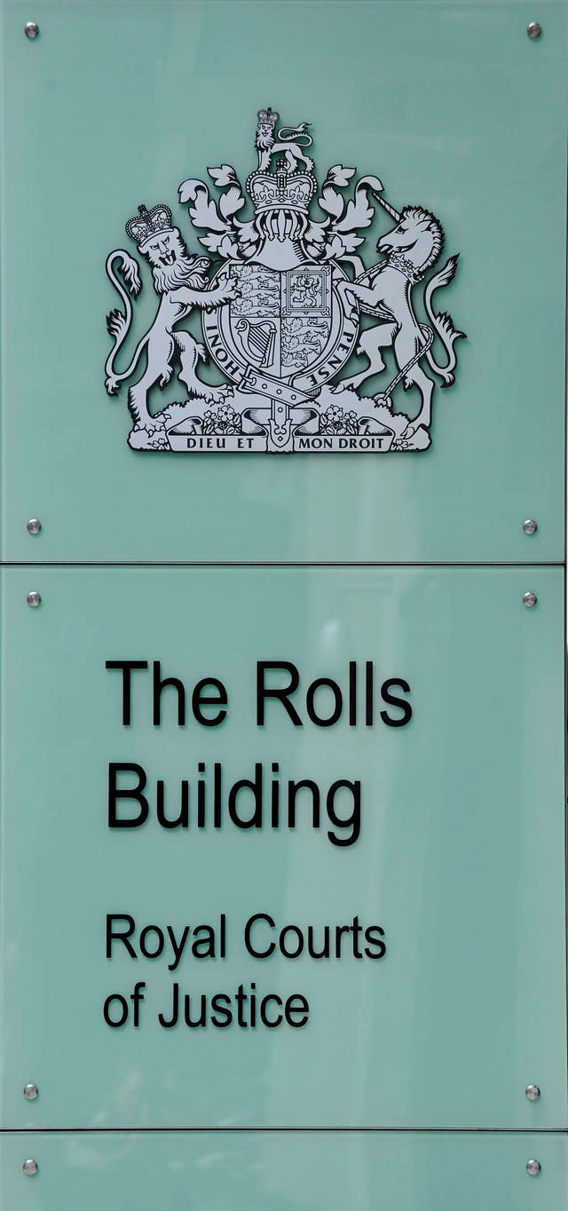 The Rolls Building, part of the Royal Courts of Justice complex in London, where Mrs Justice Knowles is overseeing the Akhmedov trial
