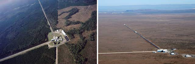 The project has two observatories in Louisiana and Washington in the US  (LSC/ PA)