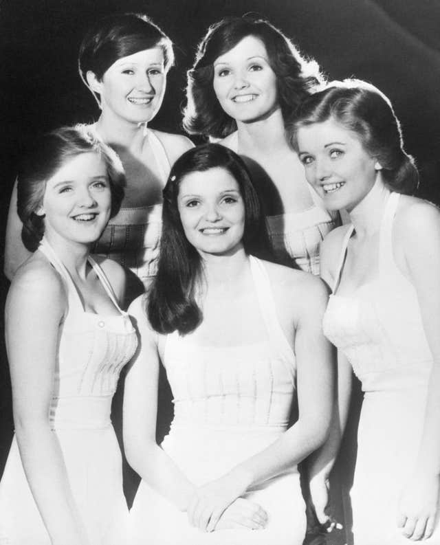 Music – The Nolans Sisters – London