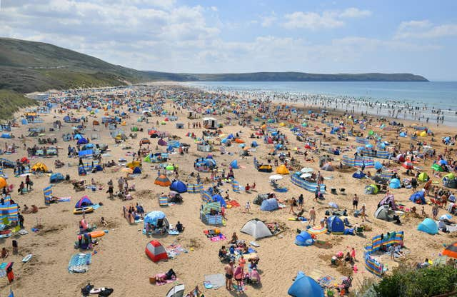 2018 one of hottest UK summers on record