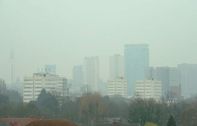 Air pollution study