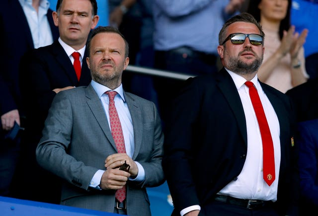Ed Woodward and Richard Arnold have been speaking to investors after Manchester United announced their Q3 results