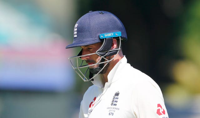James Vince was England's number three during the last Ashes series