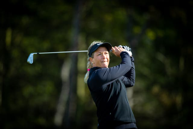 Pettersen was involved in Solheim Cup controversy in 2015