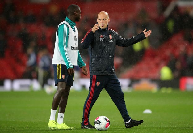 Freddie Ljungberg is back at Arsenal, working as Unai Emery's assistant.