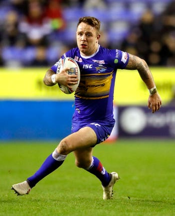 Wigan Warriors v Leeds Rhinos – Betfred Super League – DW Stadium