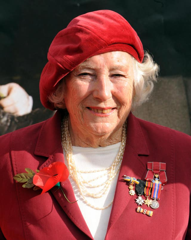 2009 Poppy Appeal Launch – London