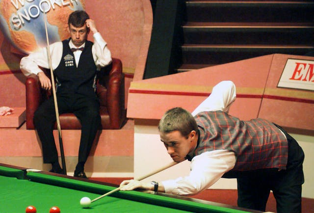 Snooker – Embassy World Snooker Championship – Final – Stephen Hendry v Mark Williams – Crucible Theatre, Sheffield