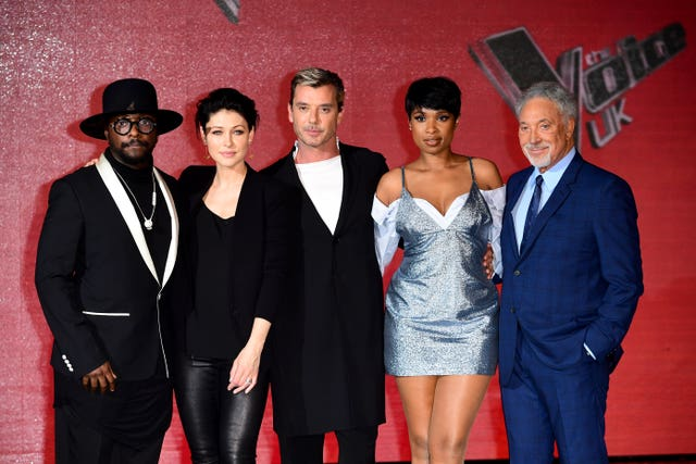 The Voice UK Final Photocall – London