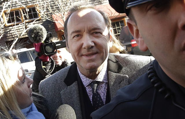 Sexual Misconduct Kevin Spacey