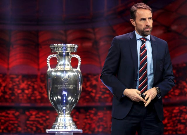 England manager Gareth Southgate is gearing up for Euro 2020