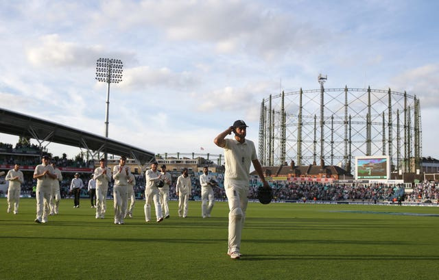 England have a mixed recent record at the Oval
