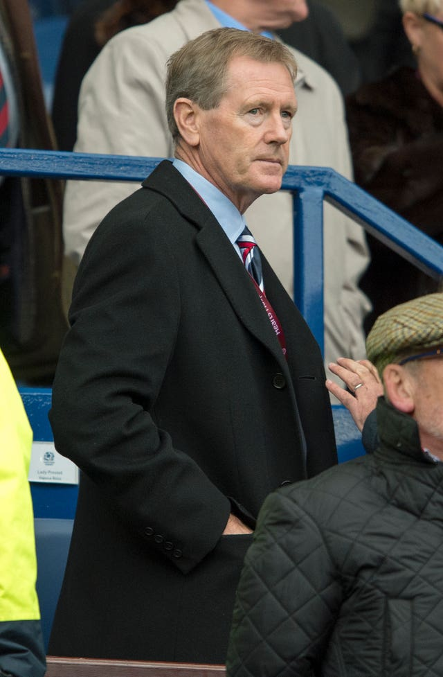 Rangers chairman Dave King has told fans unwilling to behave to go elsewhere