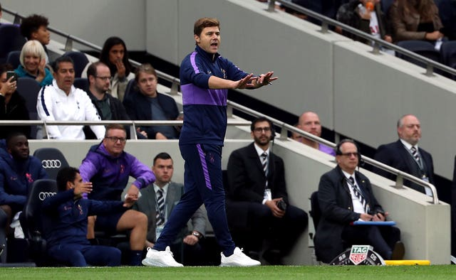 Pochettino has impressed himself in training