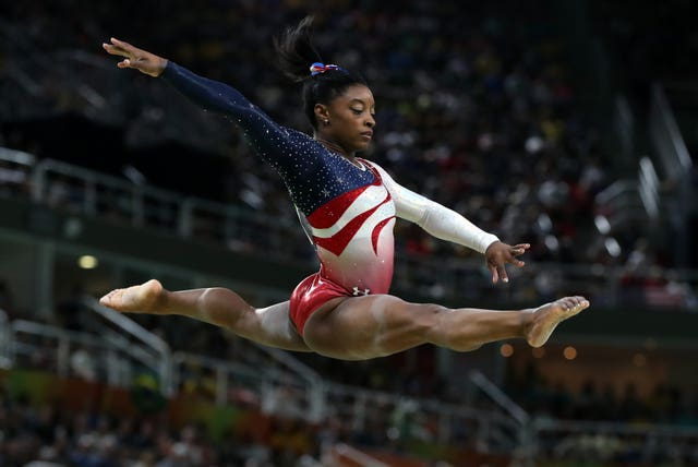 Simone Biles Tokyo 2020 Olympics Preview Package