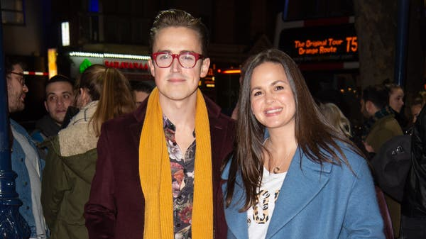 Tom Fletcher shares adorable video of son reacting to Giovanna's I'm A Celeb win
