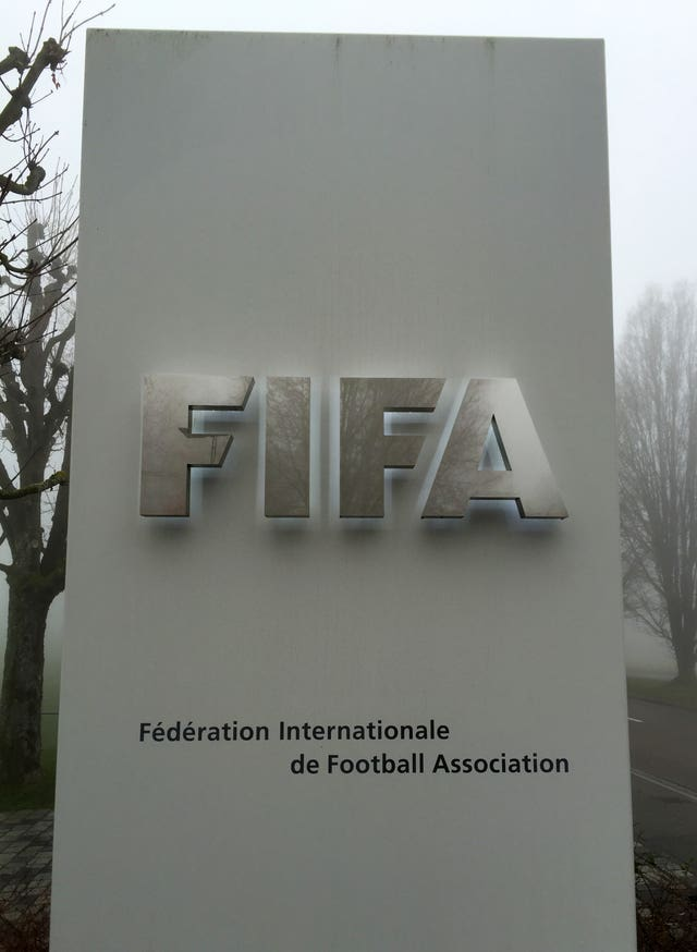 FIFA has been afforded victim status in the ongoing case