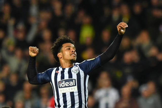 Matheus Pereira has been outstanding for West Brom