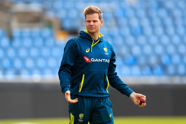 Steve Smith missed the third Test at Headingley