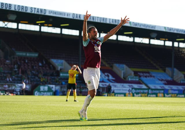 Burnley v Watford – Premier League – Turf Moor