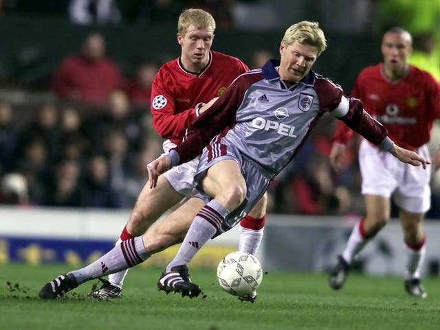 Effenberg was another player sent home from USA 94 (Phil Noble/PA).