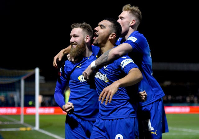 AFC Wimbledon v West Ham United – FA Cup – Fourth Round – Kingsmeadow