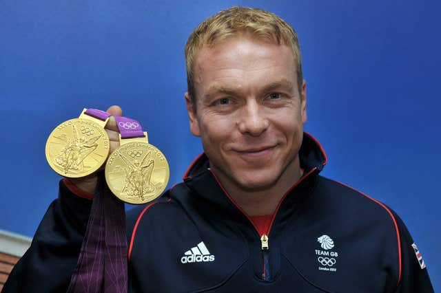 Chris Hoy is Scotland's most successful ever Olympian with six golds in total