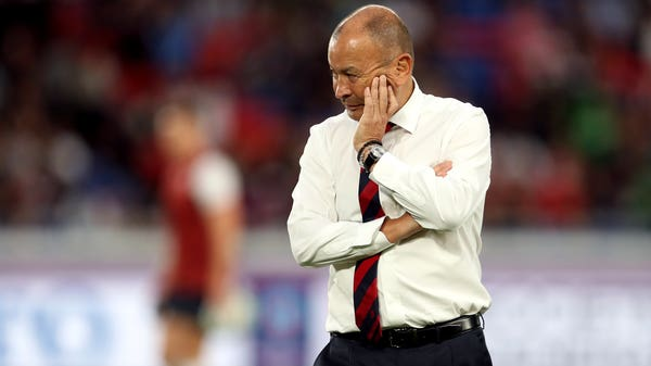 England approach to Autumn Nations Cup shaped by Eddie Jones' soul-searching