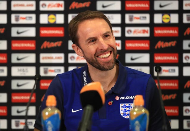 Will Gareth Southgate still be smiling after the World Cup draw?