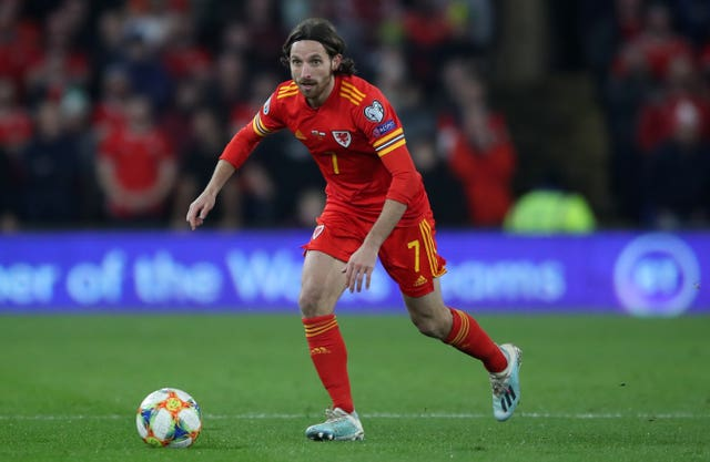Joe Allen has been ruled out of Euro 2020