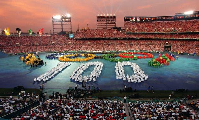 OLYMPICS Opening Ceremony1