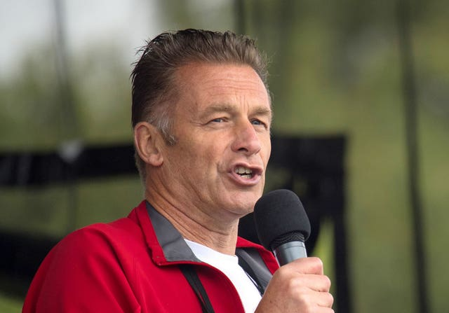 Wildlife expert Chris Packham (Dominic Lipinski/PA)