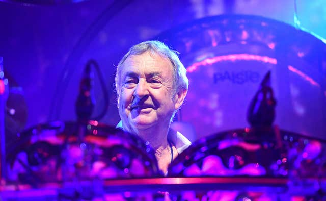 Nick Mason's Saucerful Of Secrets gig – Roundhouse