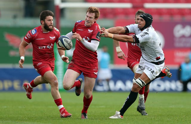 Scarlets v RC Toulon – European Champions Cup – Pool Three – Parc y Scarlets